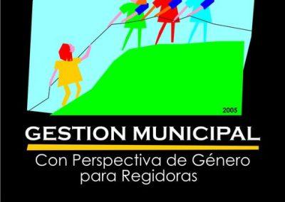 Diplomado – Gestión Municipal con perspectiva de género