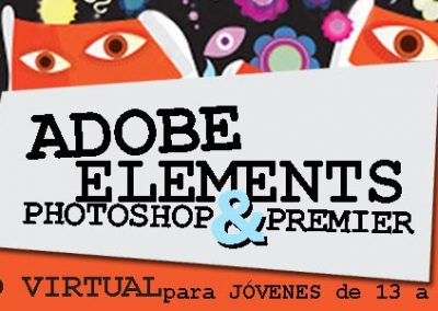Adobe elements: Photoshop & Premiere