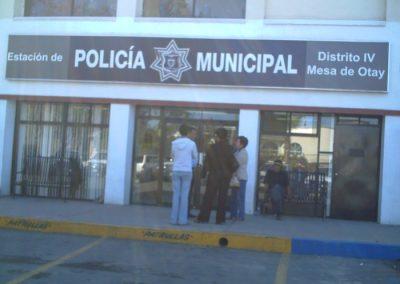 Estacion de Policias-700