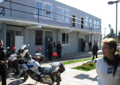 VISITA DE OBSERVACION DEL GRUPO DE GENTE DIVERSA 020-700